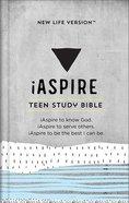 Nlv Iaspire Teen Study Bible Hardback