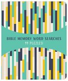 Bible Memory Word Searches: 99 Puzzles! Paperback