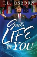 God's Life in You eBook