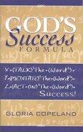 God's Success Formula eBook