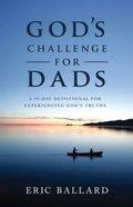 God's Challenge For Dads eBook