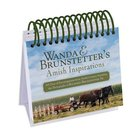 365 Perpetual Calendar: Wanda E. Brunstetter's Amish Inspirations Spiral