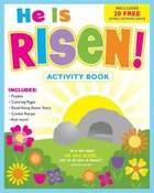 Activity Book: He is Risen! (Incl.free Music Download)