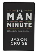 The Man Minute Hardback