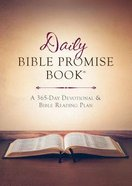 The Daily Bible Promise Book: A 365-Day Devotional and Bible Reading Plan Paperback