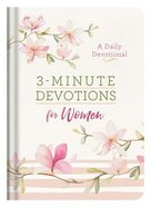 3md: For Women - a Daily Devotional Hardback