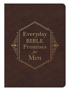 Everyday Bible Promises For Men Imitation Leather