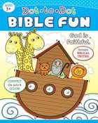 Dot-To-Dot Bible Fun Paperback