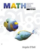 Math Level K (Lessons For A Living Education Series)