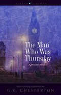 The Man Who Was Thursday: A Nightmare Paperback