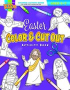 Easter Color & Cut Out Activity Book (Ages 5-7) (Warner Press Colouring & Activity Books Series) Paperback
