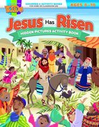 Jesus Has Risen: Hidden Pictures Activity Book (Ages 8-10, NIV) (Warner Press Colouring & Activity Books Series) Paperback