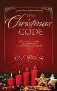 The Christmas Code Booklet: Daily Devotions Celebrating the Advent Season (Unabridged) CD