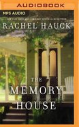 The Memory House (Unabridged, Mp3) CD