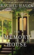 The Memory House (Unabridged, 10 Cds) CD