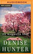 Bbrau #03: On Magnolia Lane (Unabridged, MP3) (#03 in Blue Ridge Romance Audio Series) CD