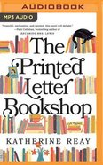 The Printed Letter Bookshop (Unabridged, Mp3) CD