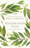 Restoration Year: A 365-Day Devotional (Unabridged, 9 Cds) CD