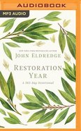 Restoration Year: A 365-Day Devotional (Unabridged, Mp3) CD