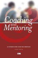 Coaching and Mentoring Paperback