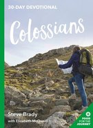 Colossians (Food For The Journey Series) Paperback