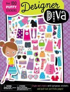 Designer Diva (Puffy Sticker Activity Series) Stickers