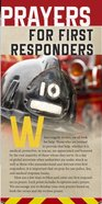 Prayers For First Responders (50 Pack) Booklet