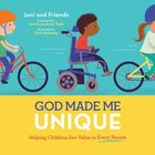 God Made Me Unique Hardback