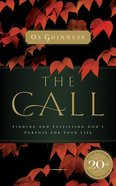 Call, the - 20Th Anniversary: Finding and Fulfilling God's Purpose For Your Life (Unabridged, 7 Cds) CD