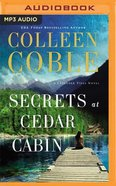 Secrets At Cedar Cabin (Unabridged, MP3) (#03 in Lavender Tides Audio Series) CD