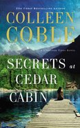 Secrets At Cedar Cabin (Unabridged, 7 CDS) (#03 in Lavender Tides Audio Series) CD