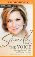 The Voice: Listening For God's Voice and Finding Your Own (Unabridged, Mp3) CD