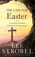 The Case For Easter: A Journalist Investigates Evidence For the Resurrection (Unabridged, 2 Cds) CD