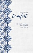 The God of Comfort: 100 Bible Verses to Soothe Your Spirit (Unabridged, 7 Cds) CD