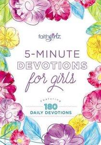 5-Minute Devotions For Girls (Faithgirlz! Series)