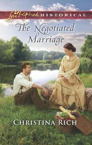 The Negotiated Marriage (Love Inspired Series Historical)