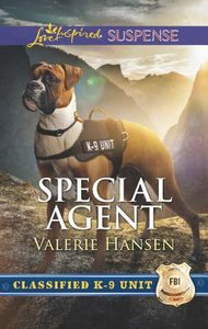 Special Agent (Classified K-9 Unit) (Love Inspired Suspense Series)