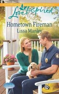 Hometown Fireman (Moonlight Cove) (Love Inspired Series)