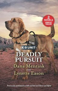 Deadly Pursuit: Seek and Find / Honor and Defend (2in1 Love Inspired Suspence Series)