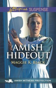 Amish Hideout (Amish Witness Protection) (Love Inspired Suspense Series)
