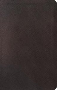 ESV Reformation Study Bible Condensed Edition Dark Brown