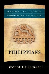 Philippians (Brazos Theological Commentary On The Bible Series)