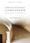 Spiritual Disciplines Companion Paperback