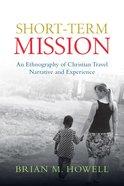 Short-Term Mission Paperback
