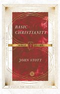 Basic Christianity: Bible Study (Ivp Signature Collection) Paperback