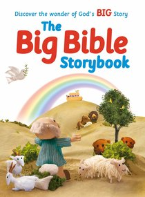 Big Bible Storybook, The: Containing 188 Best-Loved Bible Stories (Bible Friends Series)