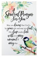 Woodland Grace Plaque: A Special Prayer For You, Bird/Floral Plaque