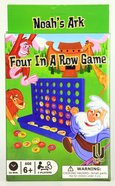 Board Game: 4 in a Row (Noah's Ark) Game
