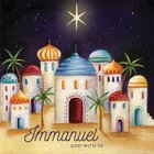 Christmas Boxed Cards Bethlehem Town, Immanuel God With Us Box