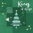 Christmas Boxed Cards Christmas Tree/White Dove, Green Card, King of Kings Box